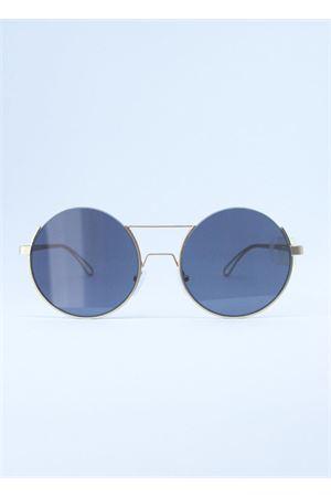 Occhiali da sole rotondi con lenti nere Medy Ooh | 53 | SALLYNERO