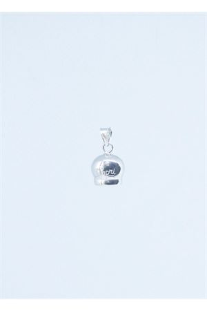 White platinum 18k gold Capri bell Pierino Jewels | 20000055 | ORO BIANCOBIANCO