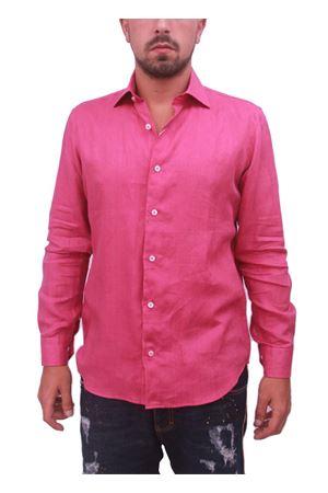 Camicia in lino da uomo Colori Di Capri | 6 | LINO REGFUXIA