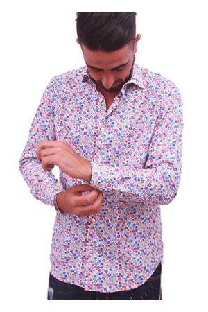 Men Murano shirt Colori Di Capri | 6 | MURANOAZZURRO