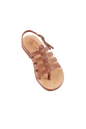 Unisex sandals for baby spider stile Cuccurullo | 5032256 | RAGNO BABYMARRONE