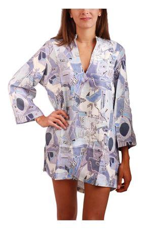 Linen handmade shirt Capri Piazzetta Eco Capri | 6 | CAMICIAPIAZZATTA