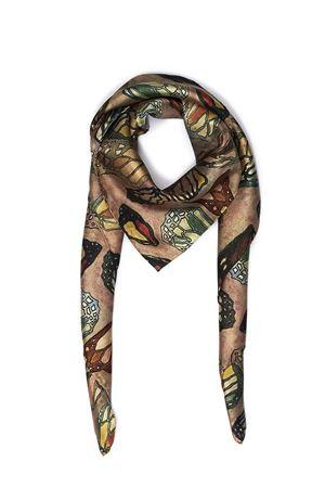Silk scarf Butterfly Eco Capri | -709280361 | FOULARD ECOFARFALLE