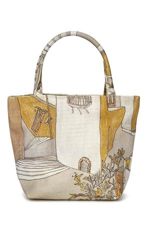 Cotton handbag positano Eco Capri | 31 | MINI BAGPOSITANO