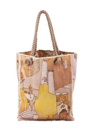 Cotton shopper bag Positano Eco Capri | 31 | SHOPPER ECOPOSITANO