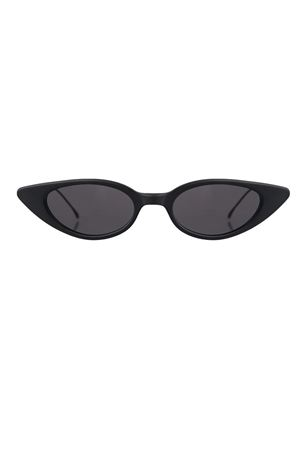 Black and grey Marianne sunglasses Illesteva | 53 | MARIANENERO