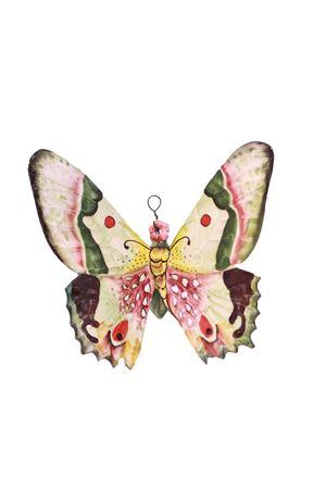 Mattonella decorativa in ceramica farfalla verde Sea Gull Capri | 20000004 | FARFALLA MEDIAVERDE
