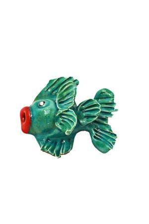 Mattonella a forma di pesce da appendere Sea Gull Capri | 20000004 | PESCE VV