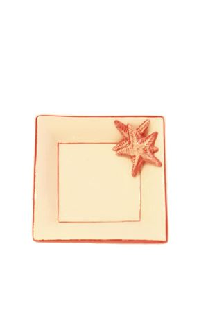 Red sea stars ashtray  Sea Gull Capri | 20000026 | POSACENERE STELLA PCROSSO