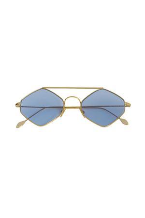 Occhiali da sole Spektre modello Rigaut oro e blu Spektre | 53 | RIGAUTBLU/BLU