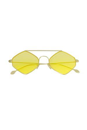 Occhiali da sole Spektre modello Rigaut oro e gialli Spektre | 53 | RIGAUTORO/GIALLO