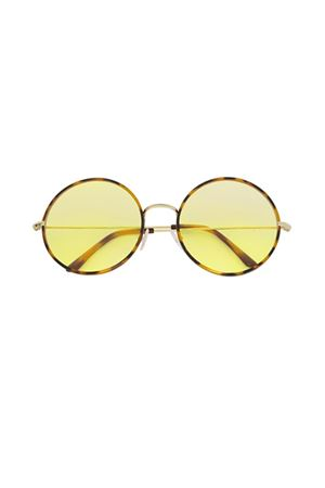Yoko sunglasses with yellow lenses Spektre | 53 | YOKO2GIALLO