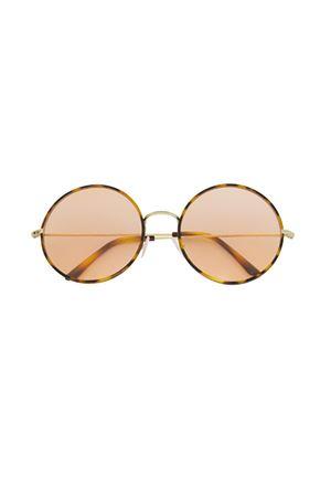 Occhiali da sole Spektre modello Yoko con lenti arancioni Spektre | 53 | YOKO2MARRONE/ARANCIONE