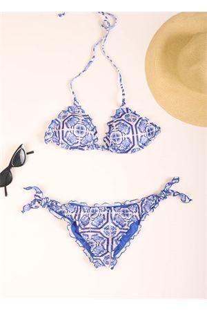 Bikini majolica Aram Capri | 85 | ACTR089BLU