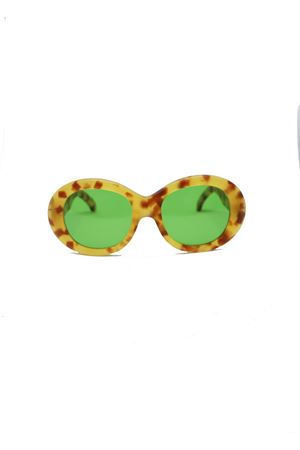 Handmade spotted sunglasses Capri People | 53 | 9030/2019MACULATO num1722