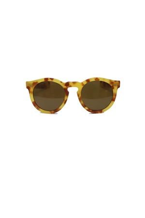 Handmade Gold spotted sunglasses Capri People | 53 | BOTTEGHE/2019MACULATO/ORO