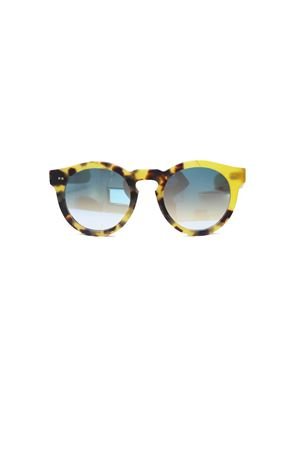 Handmade sunglasses with mirrored flat lenses Capri People | 53 | BOTTEGHE2019SPECCMACULATO