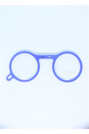Folding reading blue glasses  Capri People | 53 | CPFBLU