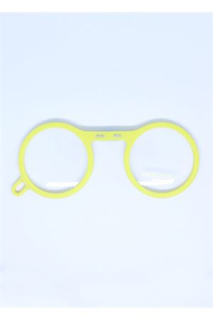 Yellow prescription folding glasses Capri People | 53 | CPFGIALLO