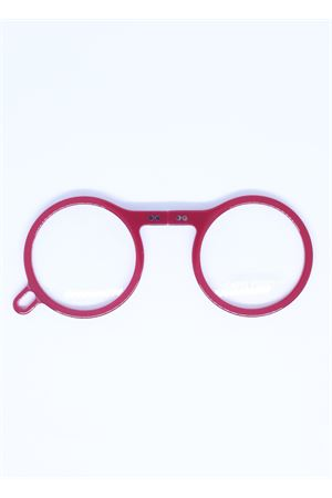 Reading prescription round glasses Capri People | 53 | CPFROSSO
