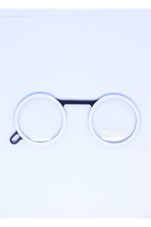 White round glasses for reading  Capri People | 53 | CPPBIANCO