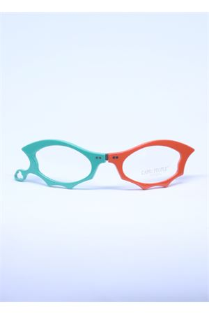 Reading glasses with original frame  Capri People | 53 | LUCIFERARANCIO