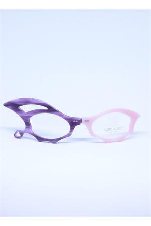 Liliac and pink folding reading glasses  Capri People | 53 | LUCIFERROSA