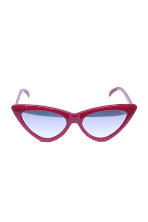 Red cat eye sunglasses  Capri People | 53 | SAMANTAROSSO