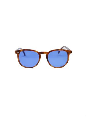 Handmade blue Capri sunglasses Capri People | 53 | TIBERIO/2019MARRONE/BLU