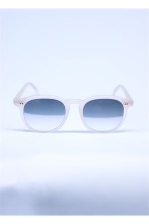 Pink sunglasses with mirrored lenses Capri People | 53 | TIBERIOROSA