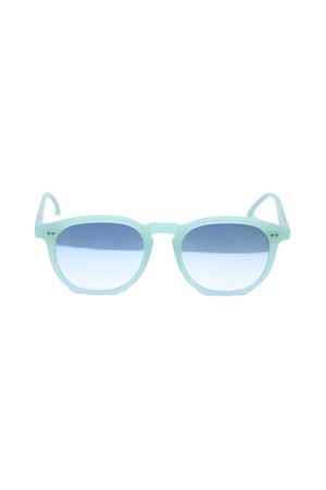 Tiffany green sunglasses with mirrored lenses Capri People | 53 | TIBERIOVERDE