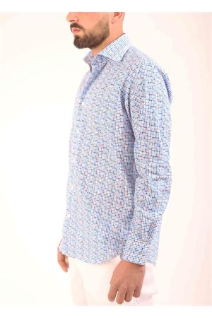 Cotton shirt with polka dot Colori Di Capri | 6 | REGULARDISCOPICCOLO