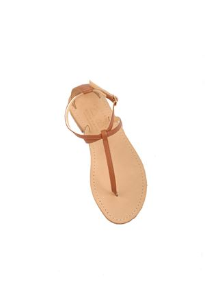 Brown Cuccurullo Capri sandals  Cuccurullo | 5032256 | CUC2FMARRONE