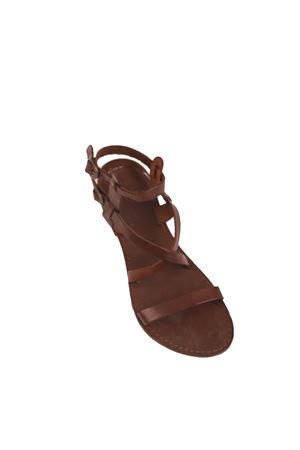 Cuccurullo Capri non flip flop sandals Cuccurullo | 5032256 | CUCFASCIAXMARRONE