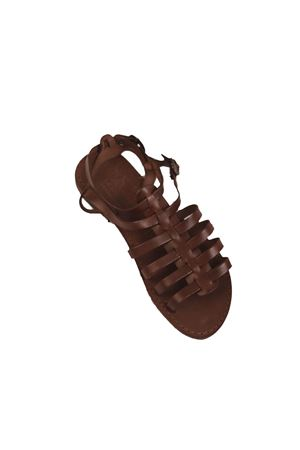 Brown Capri sandals basic style  Cuccurullo | 5032256 | CUCRAGNODONNAMARRONE