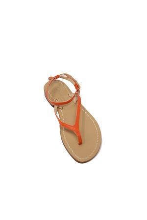 Da Costanzo capri handmade sandals  Da Costanzo | 5032256 | 2667/BRARANCIO