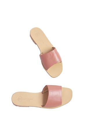 Pink sandals non flip -flops model Da Costanzo | 5032256 | 2766ROSA
