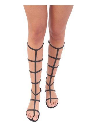 Black slave sandals Da Costanzo | 5032256 | 2773SCHIAVA/NERO