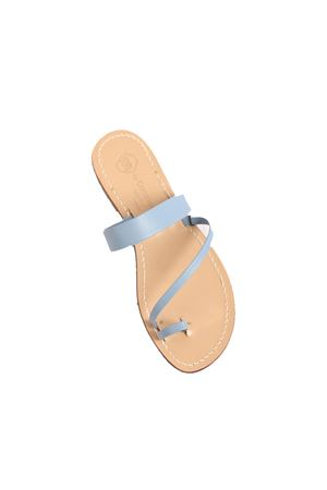 Light blue Capri sandals  Da Costanzo | 5032256 | 2FASCEALLAZZURRO