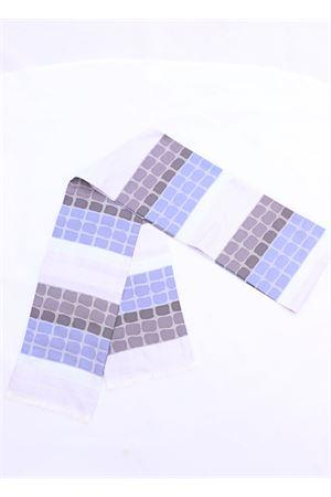 Blue silk obi belt  Eco Capri | 22 | BLTSLKMCCA2AZZURRO