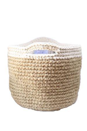 Borsa a mano in crochet Eco Capri | 31 | CRBSKJUTECORDA