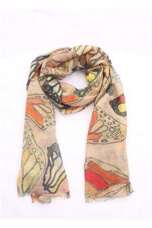 Mutlicolored cashmere scarf Eco Capri | 77 | CSHBTTF7020MULTI