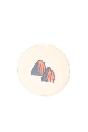 Bowl with Faraglioni painting  Eco Capri | 20000026 | VF14FRGLFARAGLIONI