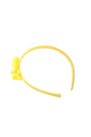 Yellow headband with a small star Il Filo di Arianna | 20000050 | CERCHIETTOGIALLO