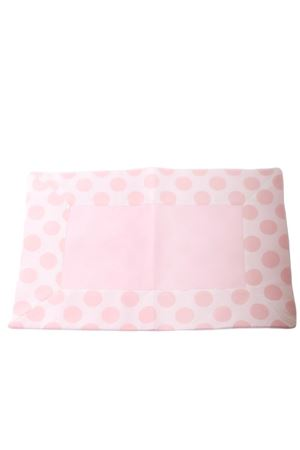Pink cotton tablecloth Il Filo di Arianna | 20000026 | TOV ROSCONTEROSA