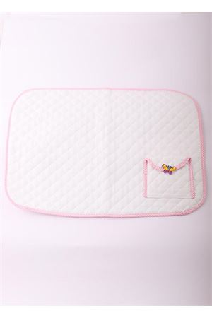 Pink tablecloth in cotton for babygirl Il Filo di Arianna | 20000026 | TOVTRAPROSA