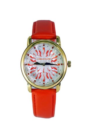 Red Limited Edition Capri watch L