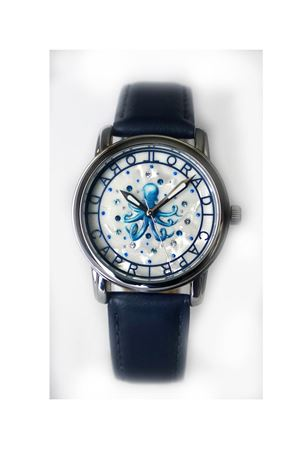 Blue Octopus Limited Edition Capri Watch L
