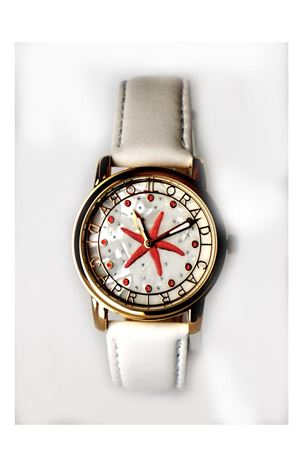 White Sea Star Capri watch L