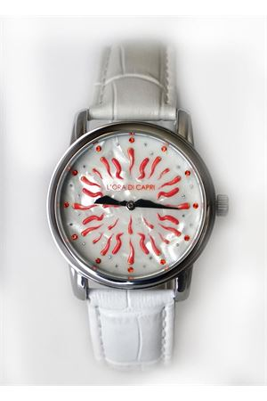 White Limited Edition Capri watch L